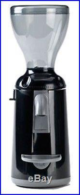 New Nuova Simonelli Grinta Semi-Professional Coffee Espresso Burr Grinder -Black