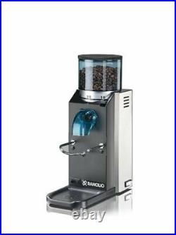 New Rancilio Rocky Doserless Espresso Burr Coffee Grinder HSD-ROC-SD
