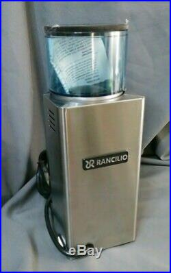New Rancilio Rocky SD Doserless Espresso Burr Coffee Grinder 65175234