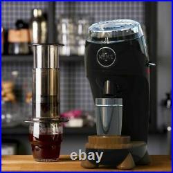 Niche Zero Coffee Grinder UK Plug Black Brand New Sealed 04/21 Batch