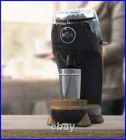 Niche Zero Coffee Grinder, in gloss black, EU plug, New sealed boxed Superb Bargain