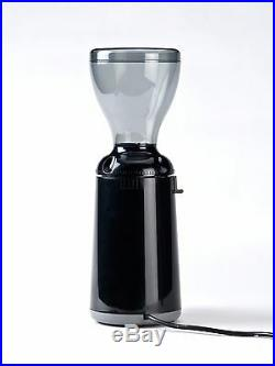 Nuova Simonelli Grinta Coffee Espresso Burr Grinder Black JAVA EXOTIC IMPORTS
