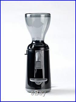 Nuova Simonelli Grinta Espresso Coffee Grinder 50mm Flat Burrs Black 110V