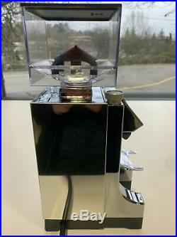 Nuova Simonelli MCI 50mm Flat Burr Stepless Doserless Espresso Grinder USED
