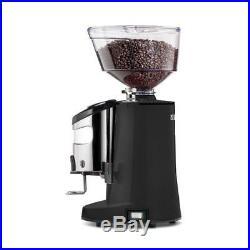 Nuova Simonelli MDXS Espresso Coffee Grinder Doser Black 65mm Burrs 3.5 lb. Hopp