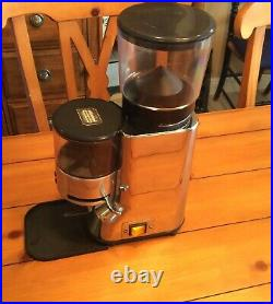Pasquini Moka Burr Coffee bean Grinder