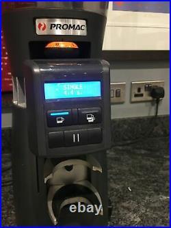 Promac / Rancilio Kryo K65 OD commercial Espresso Coffee Grinder, 64mm flat burr