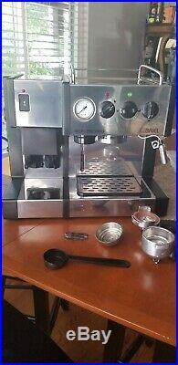 RARE! JEWEL! Briel EG181APG-TB Multi-Pro Ser Espresso Machine Mint