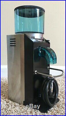 Rancilio HSD-ROC-SD Rocky Espresso Coffee Burr Grinder