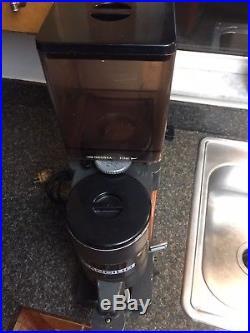 Rancilio MD 50 Espresso Burr Coffee Grinder