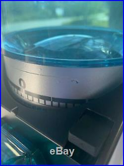 Rancilio Rocky Classic 50mm Flat Steel Burr Doserless Espresso Grinder USED