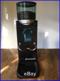 Rancilio Rocky Coffee Espresso Grinder Doserless