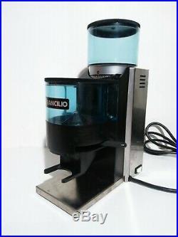 Rancilio Rocky Doser Burr Coffee Grinder Heavy Duty Tested & Working