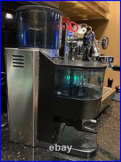 Rancilio Rocky Doser Coffee Burr Grinder, Made In Italy, Espresso