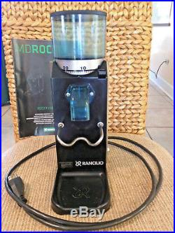 Rancilio Rocky Doserless Espresso Burr Coffee Grinder HSD-ROC-SD