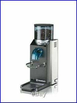Rancilio Rocky Doserless Espresso Burr Coffee Grinder HSD-ROC-SD USED
