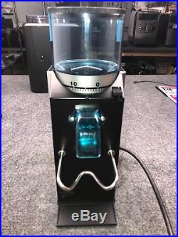 Rancilio Rocky Doserless Espresso Burr Coffee Grinder HSD-ROC-SD (Used)