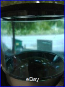 Rancilio Rocky Doserless Steel Flat Burrs Robust Coffee Grinder USED