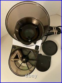 Rancilio Rocky Espresso Coffee Grinder Machine(Burr Grinder) Made In Italy
