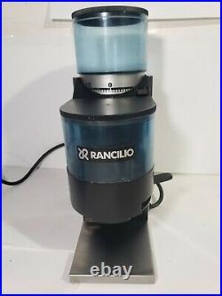 Rancilio Rocky Espresso Coffee Grinder with Doser Chamber