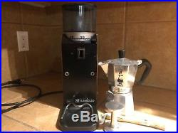 Rancilio Rocky SD Espresso Coffee Burr Grinder