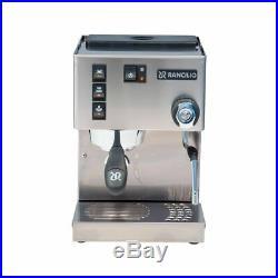 Rancilio Silvia Espresso Machine + Rocky On Demand Grinder Authorized Dealer