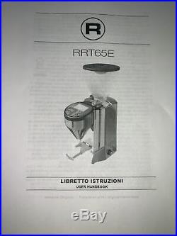 Rocket Espresso Macinatore Fausto 65mm Flat Steel Burr Espresso Grinder USED
