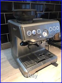 Sage Heston Blumenthal Barista Express Coffee Grinder Burr Free Postage +Extras