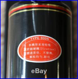 Stepless Espresso Coffee Grinder Regolare 600N Feima 600N // 60mm burrs