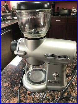 VINTAGE KitchenAid Pro Line Burr Coffee Grinder KPCG100 Household & Commercial