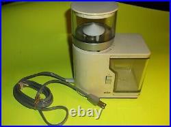 Vintage Braun Kmm1 Coffee Grinder MILL West Germany Dieter Rams