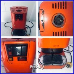 Vintage Espresso Coffee Machine baby gaggia 77 & Gaggia Burr Bean Grinder