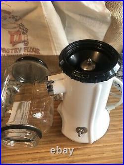 Vintage KItchenaid a-9 Kcg 200 Free Ship Burr Coffee Grinder Works Great A9