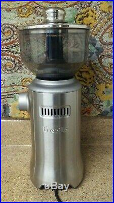 Watch Video Breville BCG800XL Smart Burr Coffee Bean Grinder